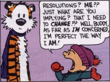 calvin resolutions