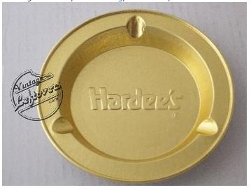 hardees ashtrays