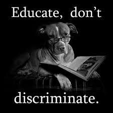 pitties educate