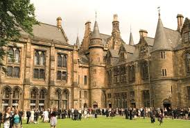 UGlasgow west quad