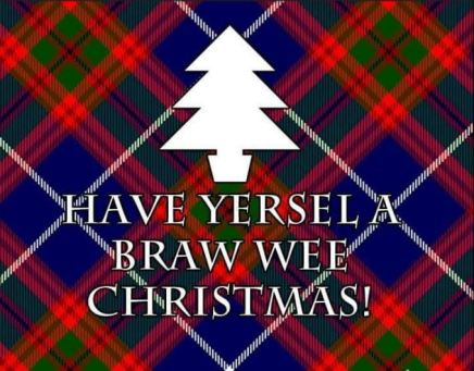 braw wee christmas