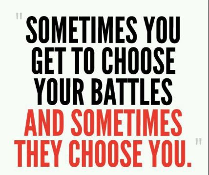 battles choose