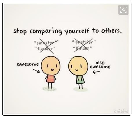 stopcomparing_yourselftoothers