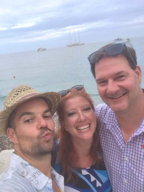 Monaco selfie w Ben
