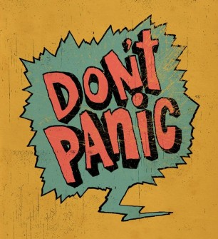 dont panic cartoon