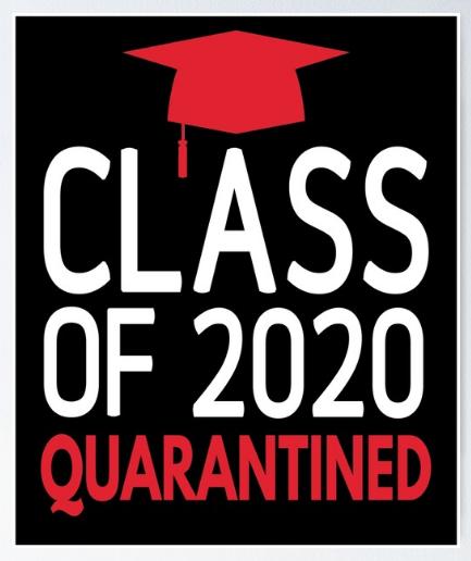 class 2020 quarantined